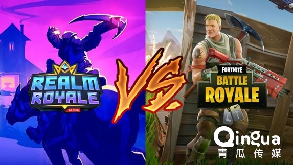 《Realm Royale》